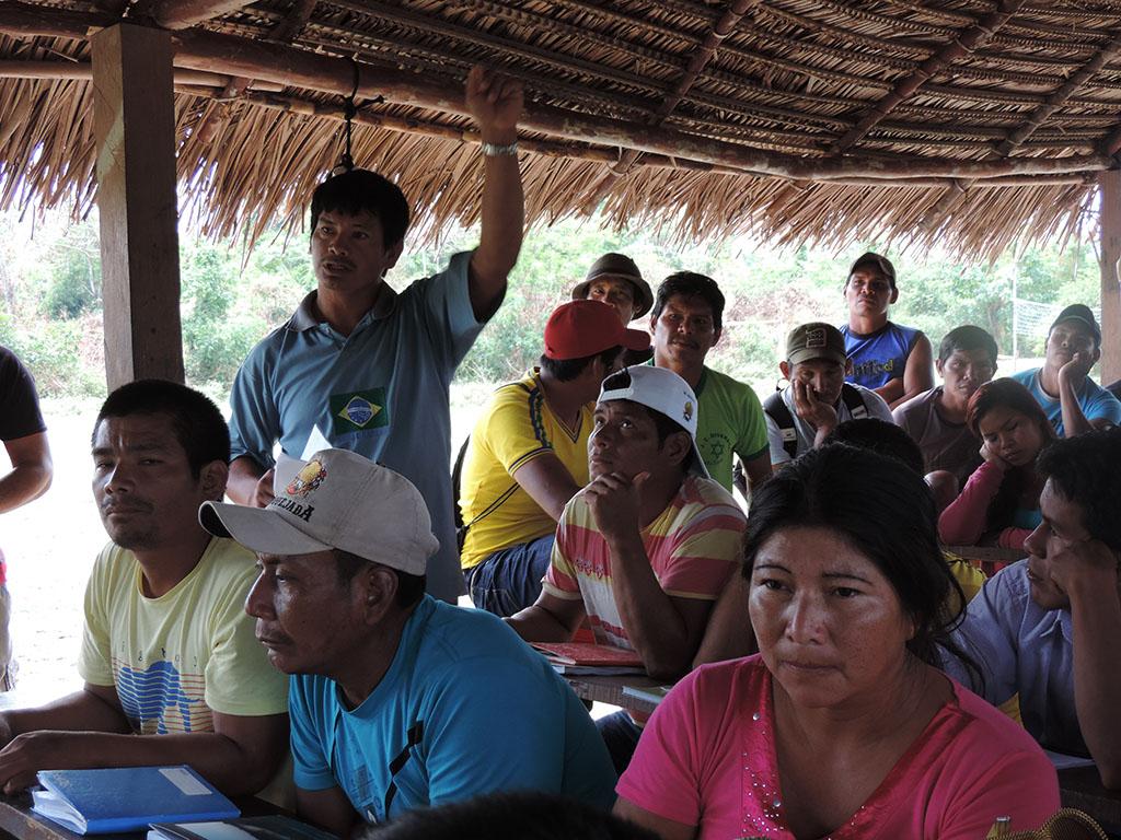 Jaminawa e Manchineri da TI Mamoadate são contrários à estrada no Peru